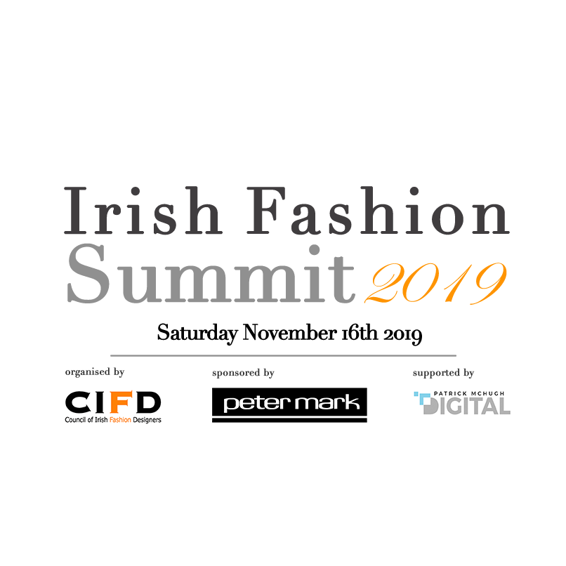 The Irish Fashion Summit 2019